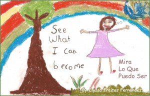See What I Can become book by Elyssa