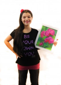 Elisha WhollyART teaching values through art