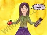 WhollyART~ Teaching Whole, Positive Values Through ART: Choice
