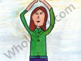 WhollyART~ Teaching Whole, Positive Values Through ART: Inner Strength