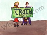 WhollyART~ Teaching Whole, Positive Values Through ART: Truth