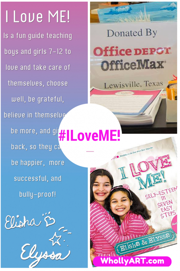 OfficeMax / OfficeDepot And The I Love ME! Book Signing