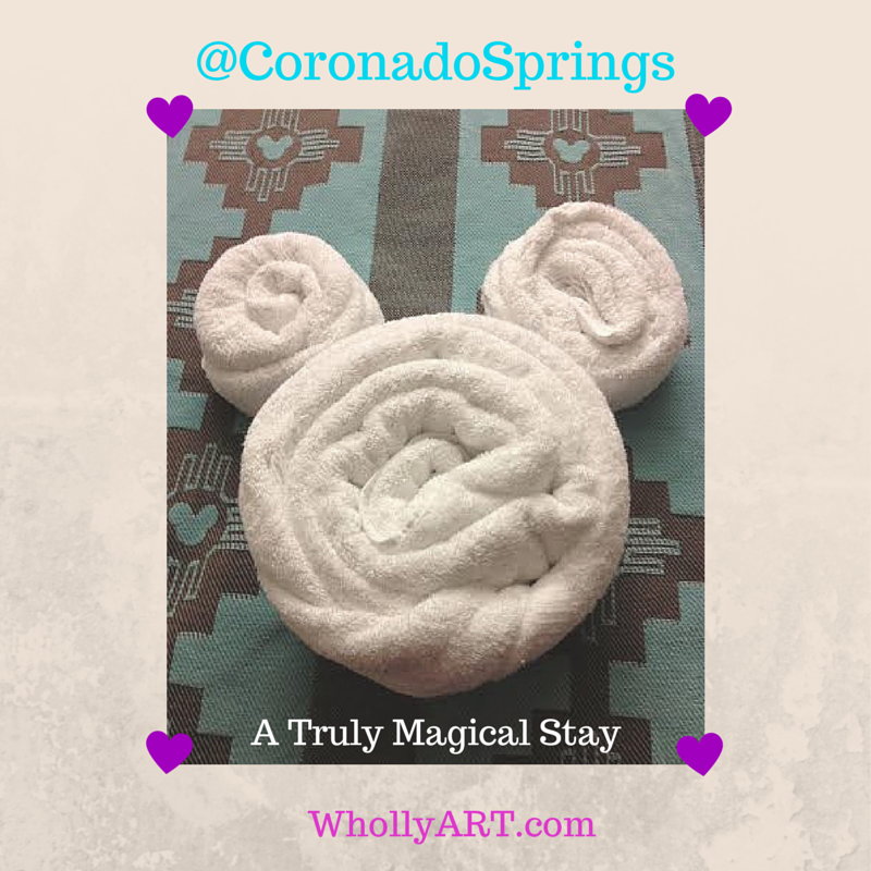 Coronado Springs - Lessons Learned, and Memories Made