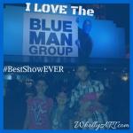 Blue man group Whollyart
