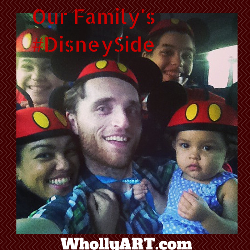 Our Disney Side