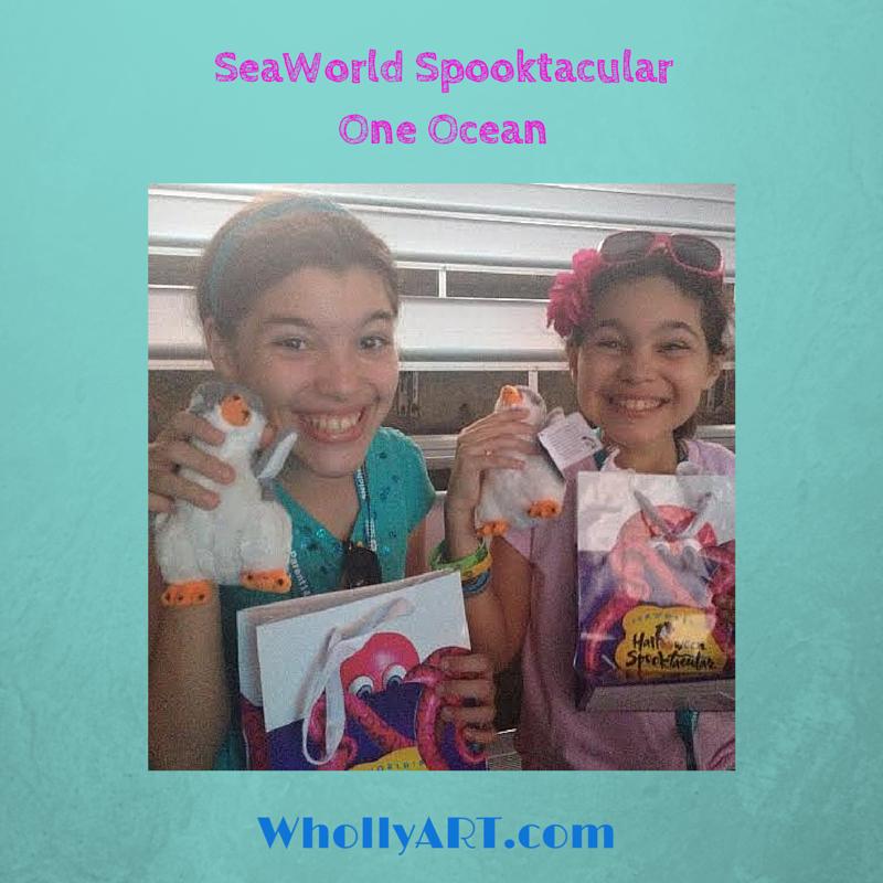 SeaWorld - Lessons Learned, Memories Made