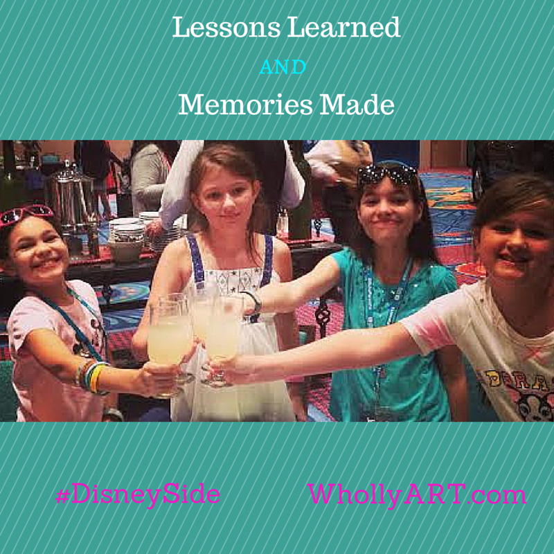 BFFs - Lessons Learned, and Memories Made