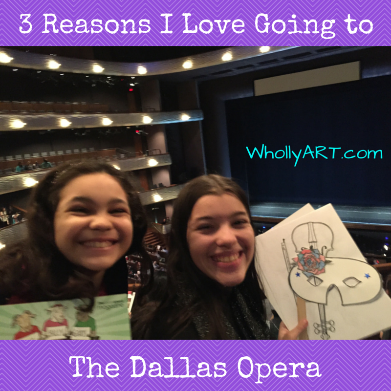 3 Reasons I Love Going to The Dallas Opera