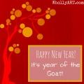 Happy Chinese New Year! Whollyart