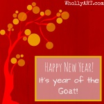 Happy Chinese New Year! Whollyart