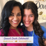Connect, Create, Collaborate - Dove hair - #WeAllGrow Summit - WhollyART.com