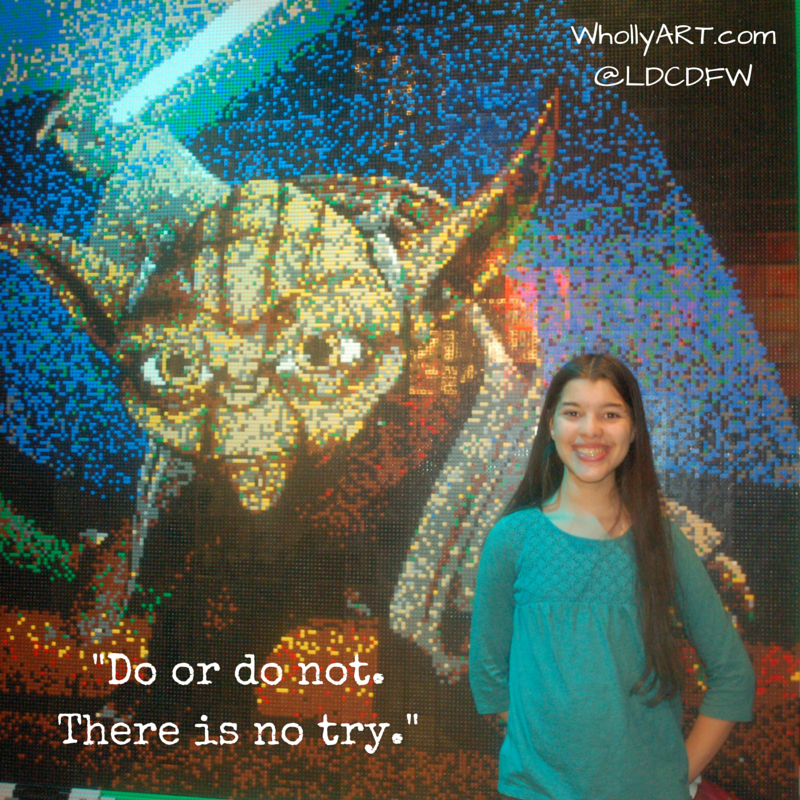 do or do not there is no try yoda 3 awesome little life lessons learned at legoland dfw