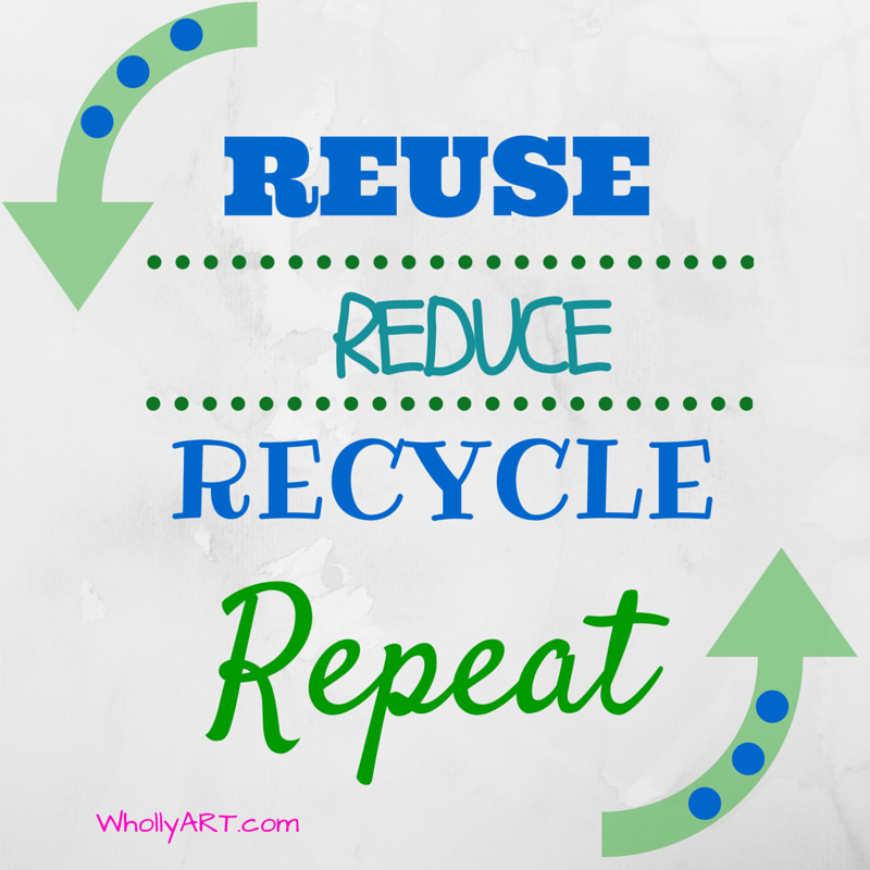 Happy Earth Day! You can Help Keep Our Home Beautiful Reuse Reduce Recycle Repeat