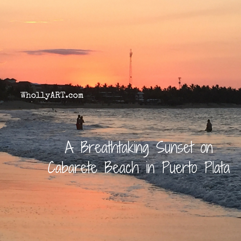 A-Dominican-Vacation-Learning-History-in-a-more-Exciting-Way-Sunset