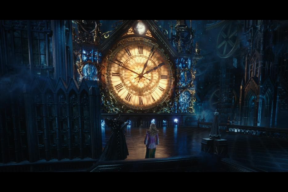 Alice Through The Looking Glass Time and The Grand Clock