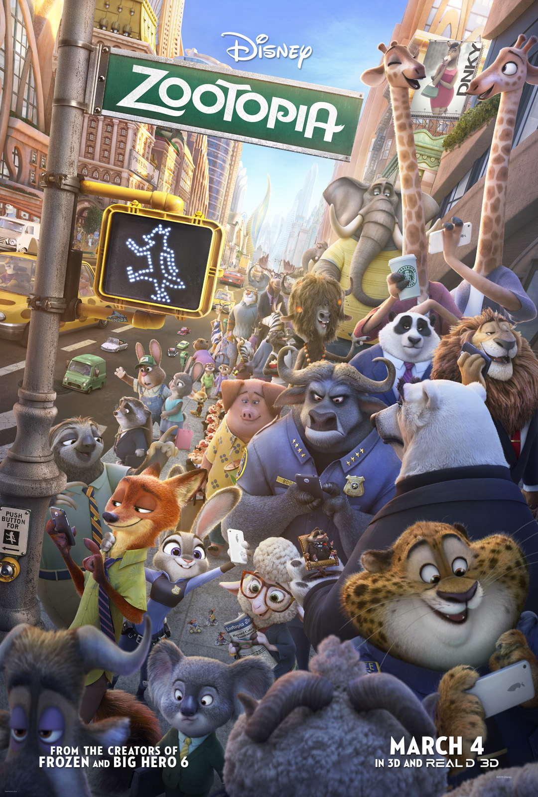 15 ways Disney Zootopia teaches you
