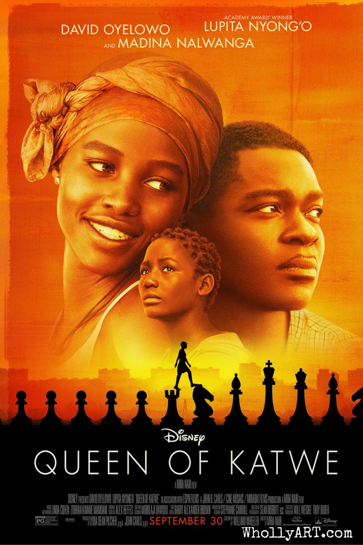 Queen of Katwe Disney