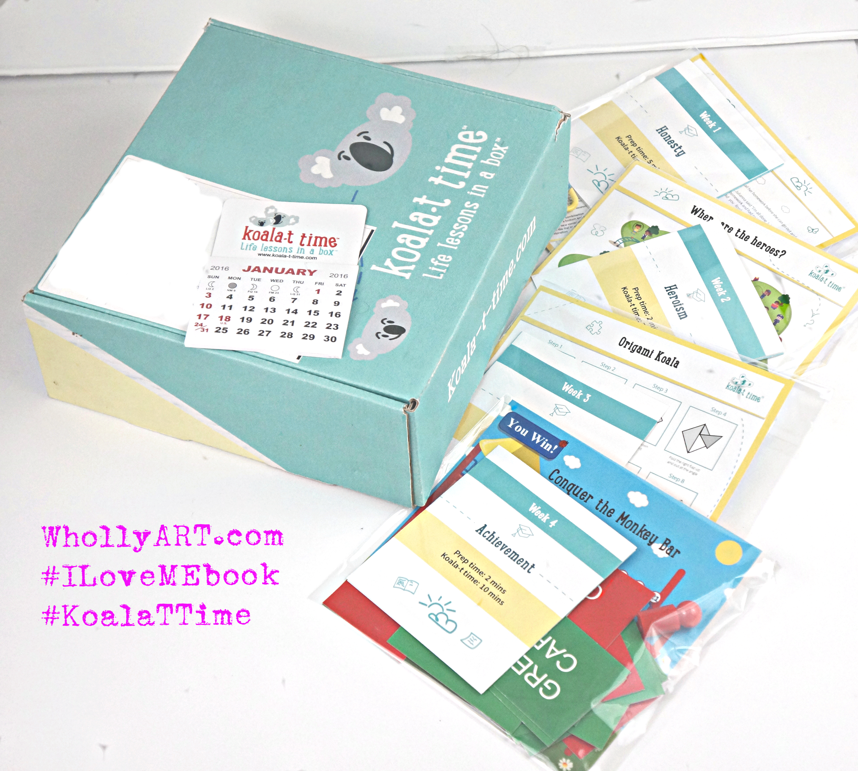 3 ways you can have meaningful family time ~ Koala T time Subscription Box