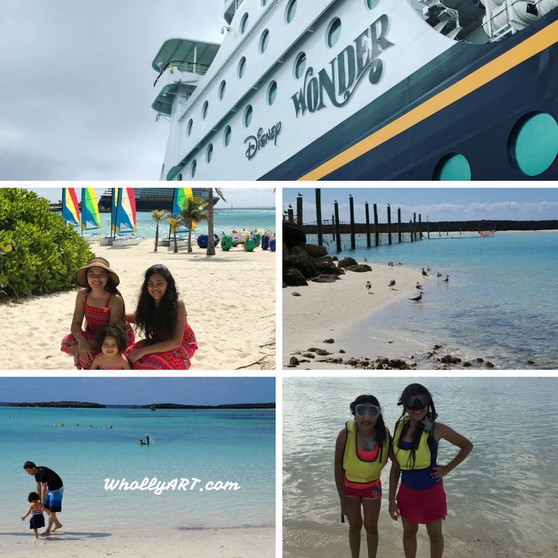 Disney Cruise Line - Castaway Cay at the Bahamas