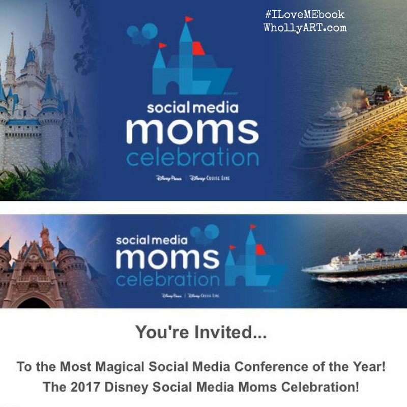 Disney Social Media Moms Celebration Invitation