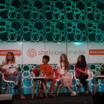 Hatch kids Zaki, Reed, Elyssa and Jo-Jo #blogher17