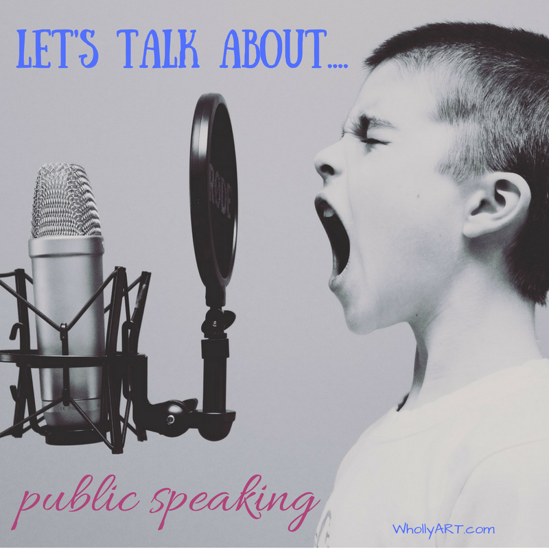 Are You Comfortable with Speaking in Public?
