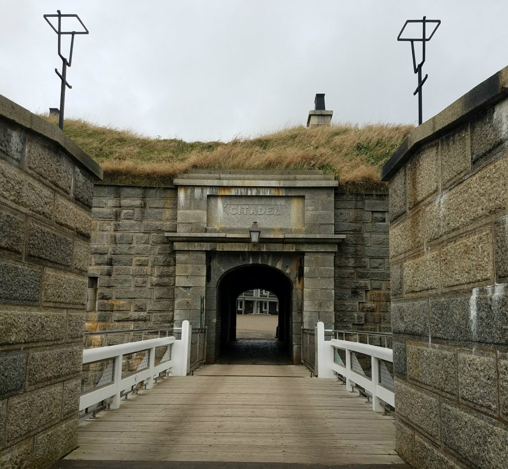 Nova Scotia Halifax Citadel National Historical Site  Halifax Attractions