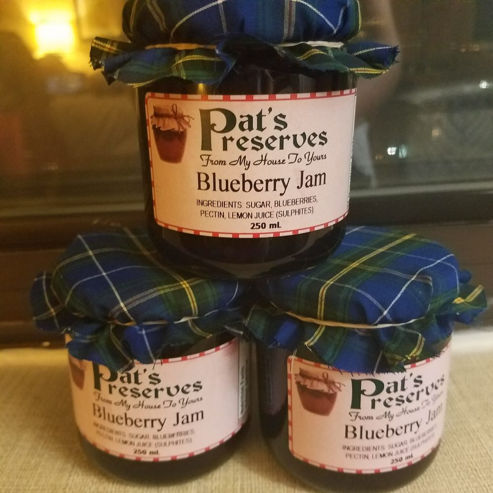 Pat's Preserves Jam Nova Scotia #blogjamhfx Halifax Attractions