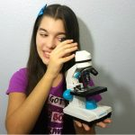 Omano Junior Scope Microscope Inspire A Love for Science And Explore The World Around You