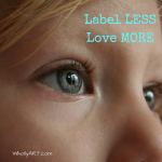 Label Less Love MORE