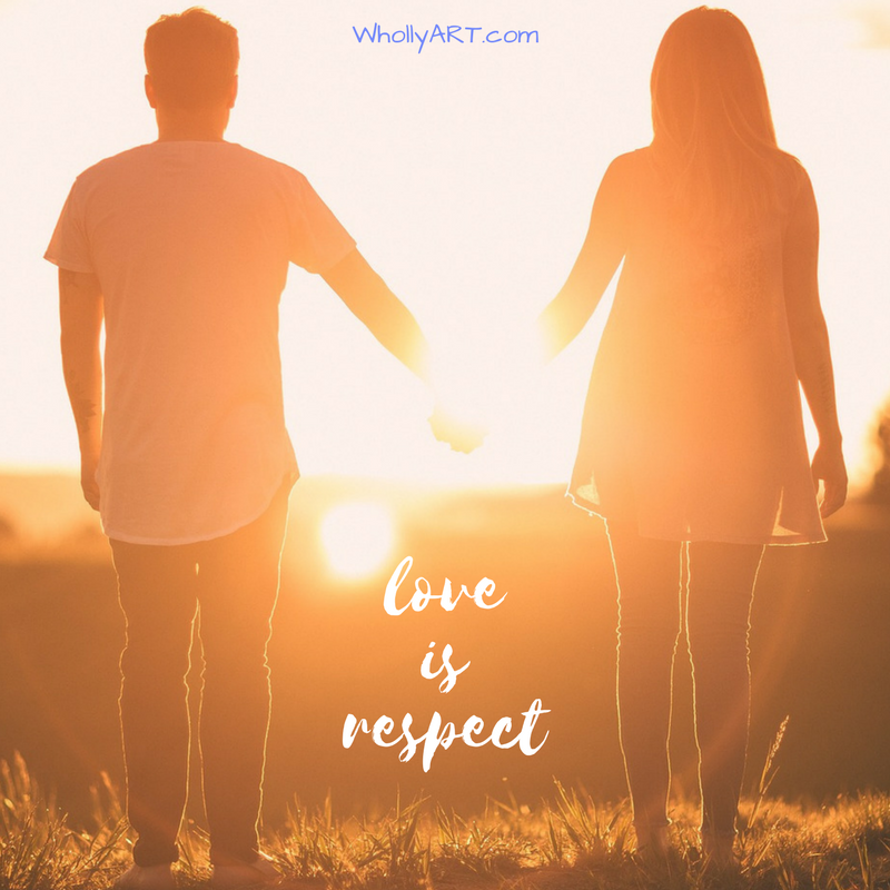 Love Is Respect Teen Dating Violence Awareness