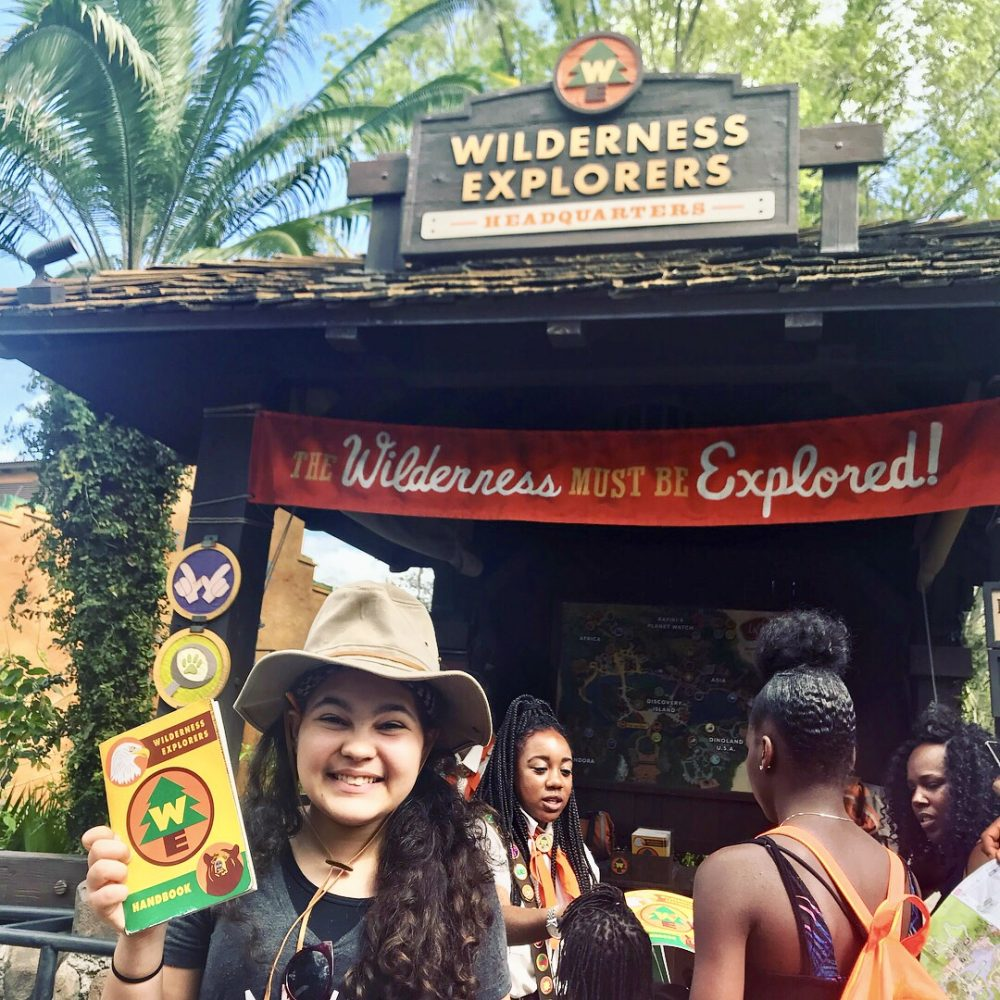 Disney Animal Kingdom Wilderness Explorer Africa
