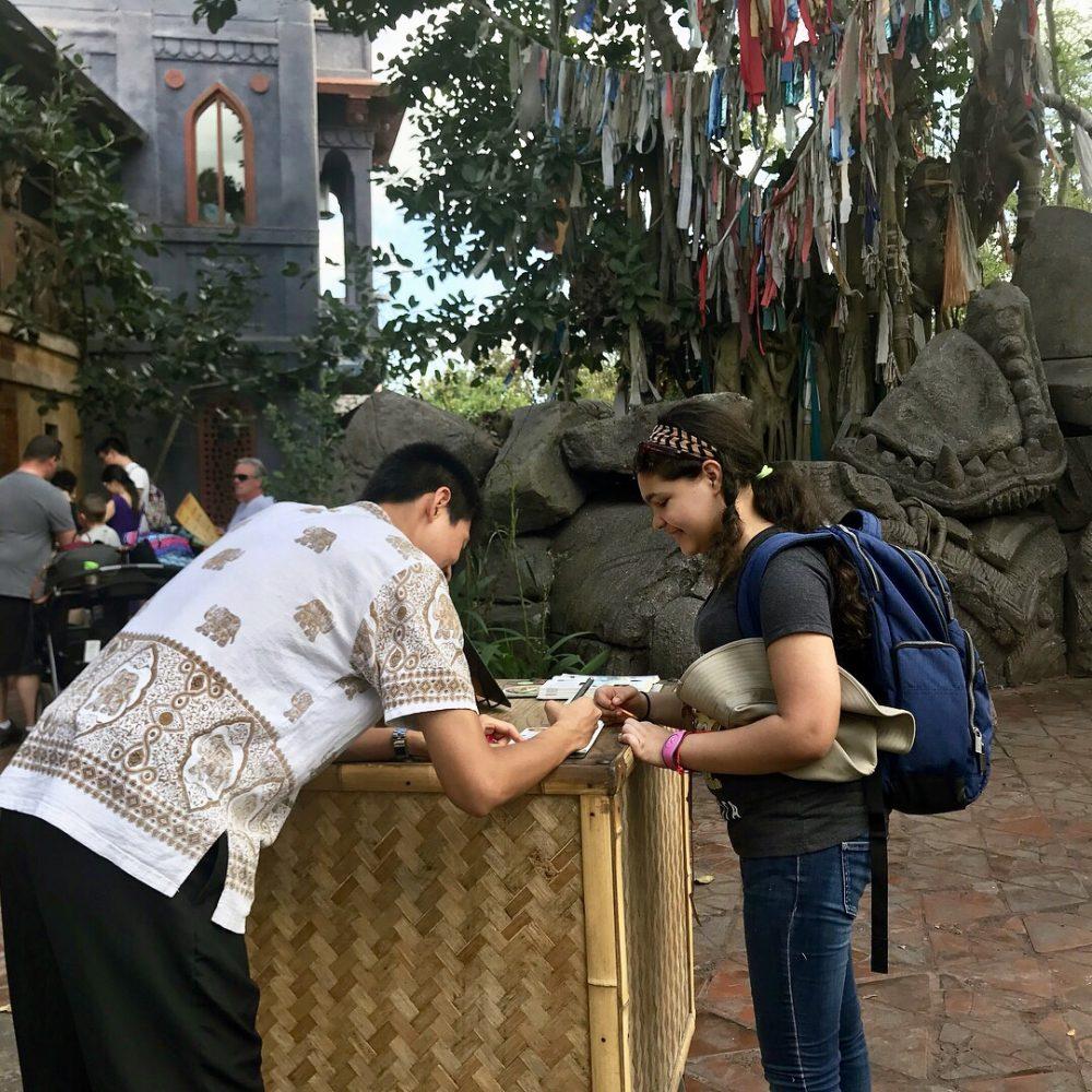 Disney Animal Kingdom Wilderness Explorer Asia