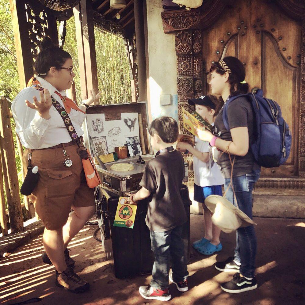 Disney Animal Kingdom Wilderness Explorer Headquarters