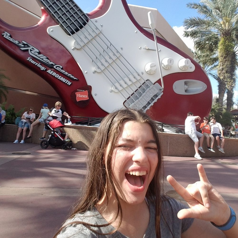 Rock 'n' Roller Coaster featuring Aerosmith