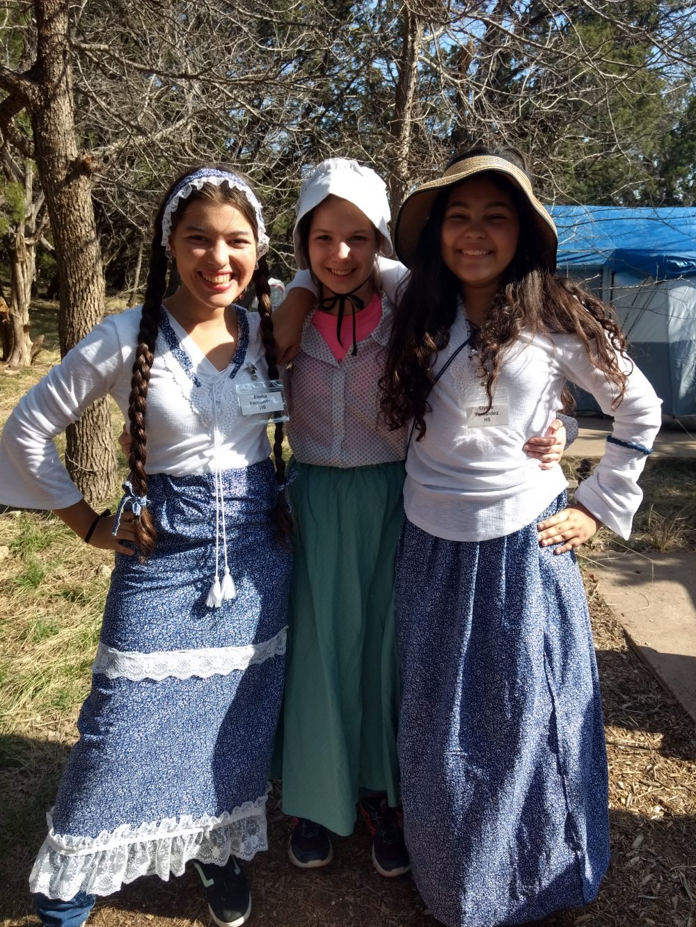 The Great Outdoors - pioneer skit