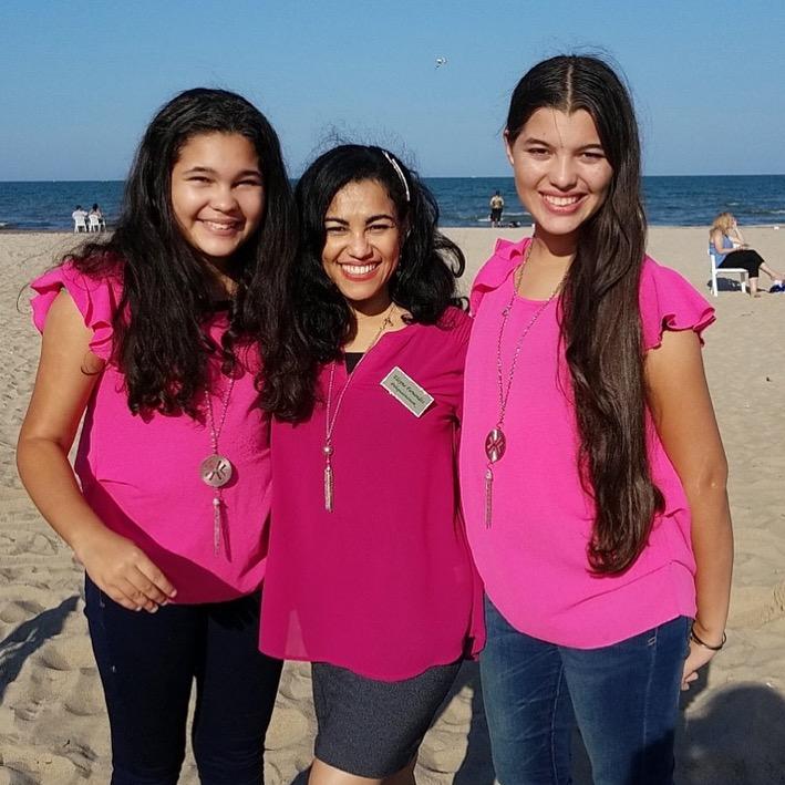 My mom - Elayna Fernandez - The Positive MOM - Happy Mother's Day! - BloggyCon Cedar Point
