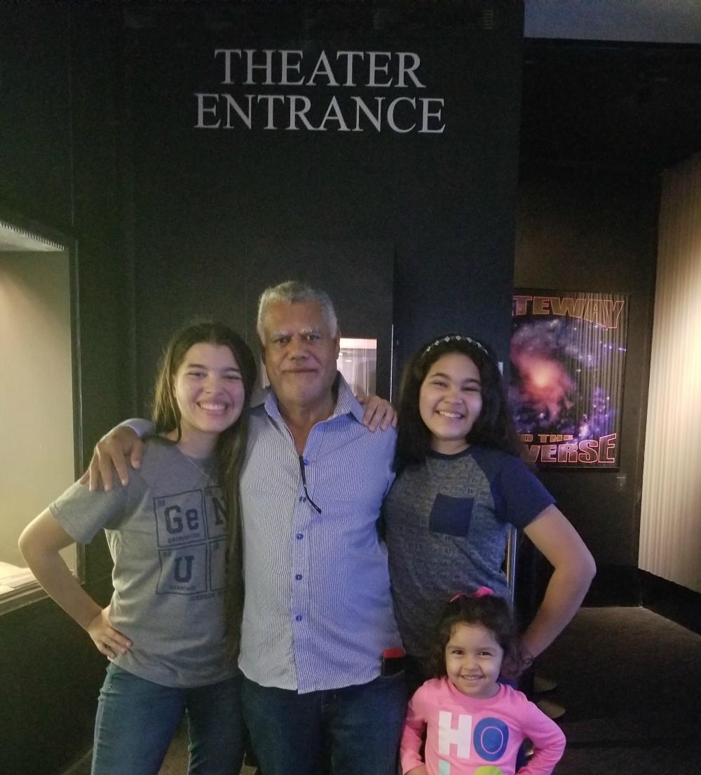 Visit Houston Museum Nature Science Theater Planetarium