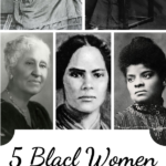 5 black women who won the right to vote - black lives matter, civil rights